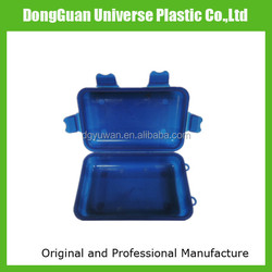 Rectangle plastic bedclothes package box/container/gift box