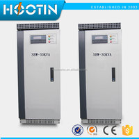 Free Shipment AC Automatic Voltage Regulator 3 Phase 30kva voltage stabilizer for Myanmar