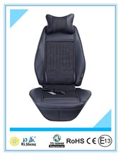 2015 New Design Remote Control12V Cooling & Heating Car Seat Massage Cushion Car Accessory Factory Made in China