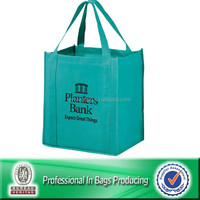 Lead Free Non Woven Reusable Waterproof Grocery Shopping Bag