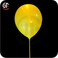 2015 New Year Flashing Led Wedding Lighted Balloons