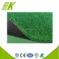 Grass For Hotel/Decorative Lawn/Professional Tencate Yarn Two Colors Mini Football Artificial Grass