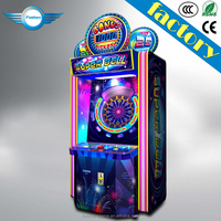 Coin Operated Amusement Rotary Simulator Lottery Game Machine Electronic Game Machine