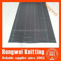 polyester china best price mulch weedmat fabric anti weed mat/weed control ground cover