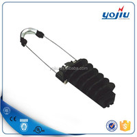 Insulating High tension plastic dead end clamp YJPA500/anchor clamp/suspension clamp/ Tension clamp for ABC Cable