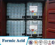 Formic Acid 85%, 90%, for Leather Industry, Tanning, Textile Industry