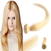 natural straight honey blonde malaysian hair weave