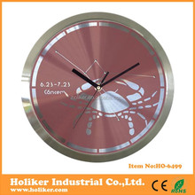 Fashion Metal Wall Clock