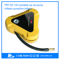 2015 12v TPF portable compact car tire inflators