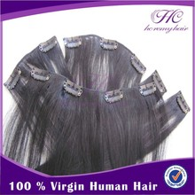 New Products On China Market 100% Natural Real Mink Brazilian Hair Clip In Hair Extensions Free Sample