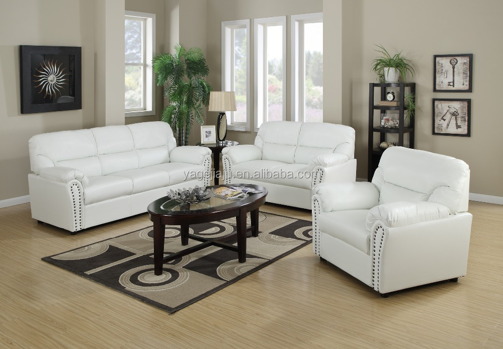 cheap modern design living room leather sofa by china buy leather