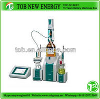Lithium ion battery materials water testing machine for battery production line