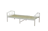 hot sale cheap metal single bed frame MDF bed drawer