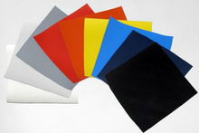 0.6-2.5mm Fabric Inserted Hypalon Rubber Sheets