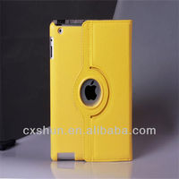 Smart cover leather case stand for Ipad 2 3 4