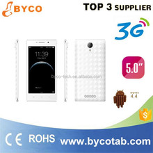 wholesale unlocked smartphones/5 inch screen mobile phones/no brand mobile phone touch screen