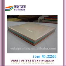 New custom eco-friendly color paper& artificial color paper