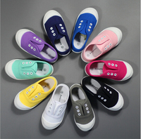 0731-3 2015 Manufacturer Wholesale kids shoes childrens sport shoes boys and girls Canvas Shoes