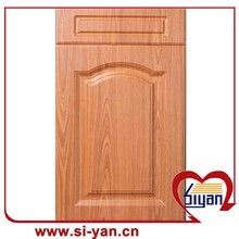 wall hanging wooden cabinet door thermofoil door