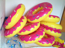 PVC inflatable swimming ring for USA MARKET