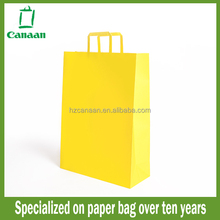 New style hot selling paper gift bag birthday