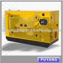2012 Newest design AC three phase Water cooled Silent Diesel Generator
