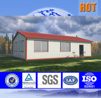 Hotel office prefab shipping container house for sale