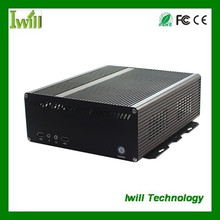 2015 hot sale fanless mini computer case for gaming pc