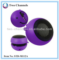 hamburger bluetooth speaker new electronics for christmas 2013 Mini hamburger speaker perfect for promotional gifts(STD-M112AL)
