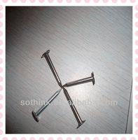 nails carpenter -Flat head roofing nail made in China