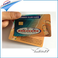Custom Plastic business Visiting Name Card for At Fast Lead Time