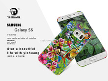 2015 New Design Personality Phone Case,Custom Mobile Phone Case for Samsung Galasy S6/S6 edge