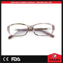 fashion plastic eyeglasses naturally rimless eyeglass frames