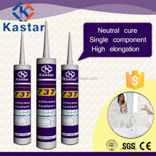 high quality bathroom neutral architectural silicone sealants