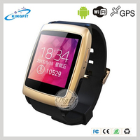 2015 New Design WIFI+GPS Tracking Personal GPS Adult Watch Tracker, GPS Watch