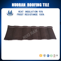 Zinc Roof Sheet Price/Hot Sale Colorful Stone Coated Metal Roofing Material/Russia Europe Standard/CE Certificated