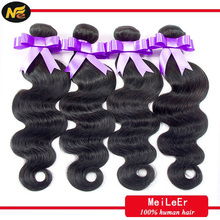 2015 New Arrival , Wholesale 7A Natural Color Unprocessed Virgin Brazilian Hair