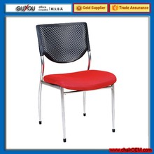 Y-1817 Modern fashion black and red mesh conference chair