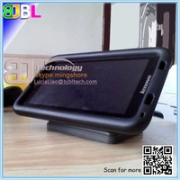 FDA Protective Silicone DropProtection Rugged tablet Case Cover with Hand Strap for Lenovo a3500 a7- 50/A3000/s5000