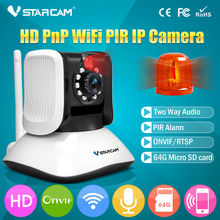 Trade Assurance Supplier VStarcam home infrared PIR camera security and safety equipment