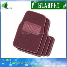 Good quality branded raw material car carpet