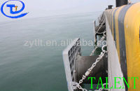 TALENT easy fixing super cell marine dock rubber fenders with good performance for long service life