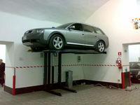 3.2t single column mobile car lift W3200-S