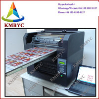 news paper flatbed print,poster printing machine price