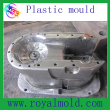 Plastic mop bucket injection mould making with low cost