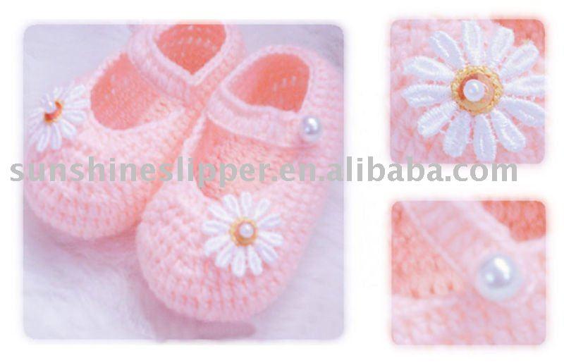 Tejido a mano del bebé ( material especial para el bebé ) SH4646