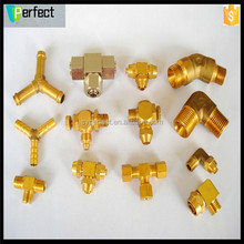 C Series Brass Hose Compression Fittings