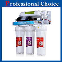 Auto flush type microcomputer control 5 stages ro mineral alkaline water filter cartridge