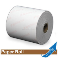 Hong Kong Manufacture Thermal Cash Register Paper Roll with Logo Printing