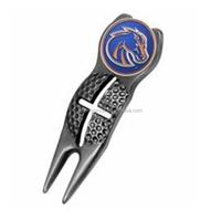 G-DT 9421 wholesale Shengxinda personalized design golf+divot+tool+ball+marker+logo+golf+equipment